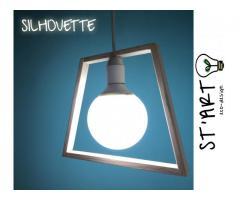 Lampada Silhouette
