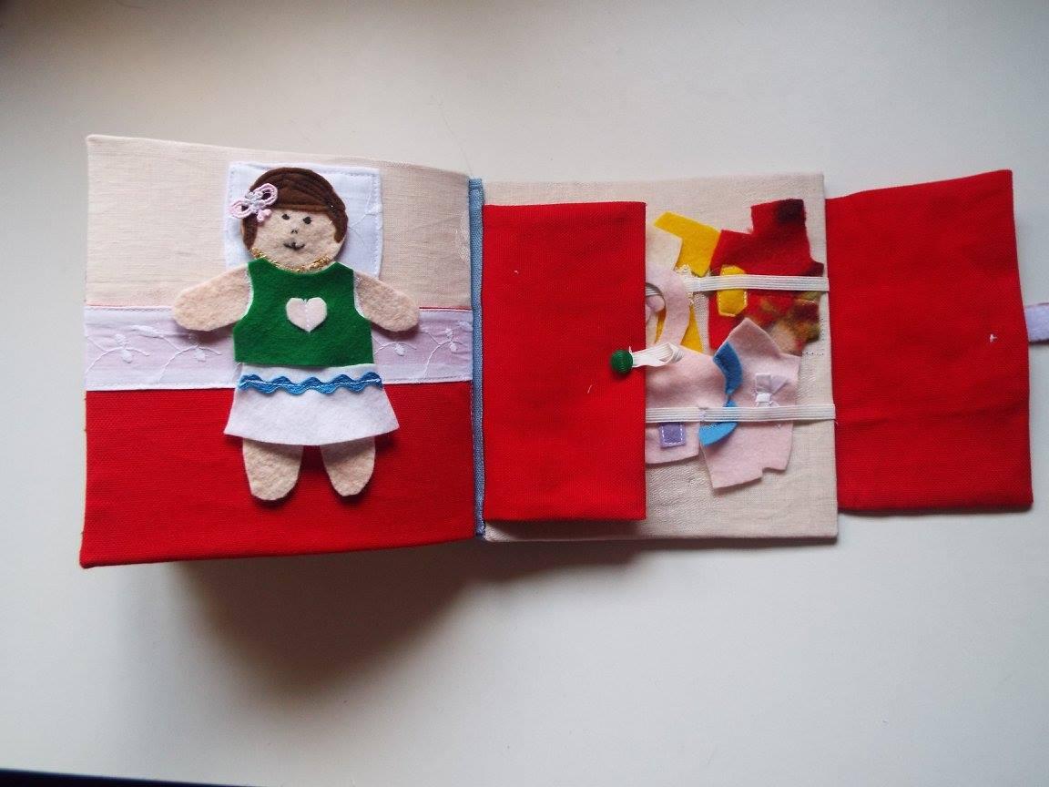 Libri tattili per bambini