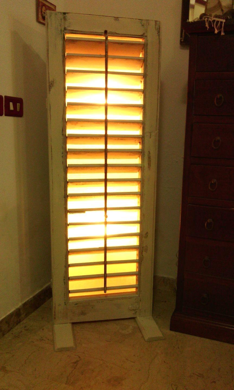 Lampada-persiana