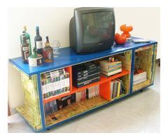Mobile TV / Libreria (Personalizzabile)