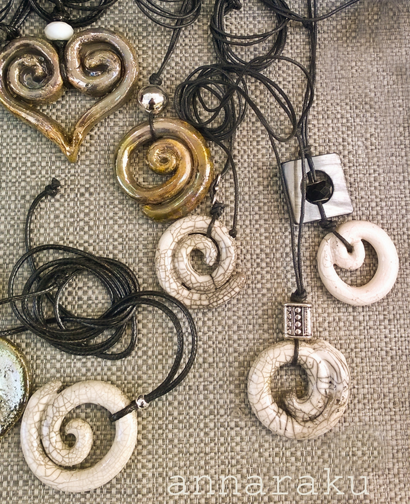 ciondoli spirale