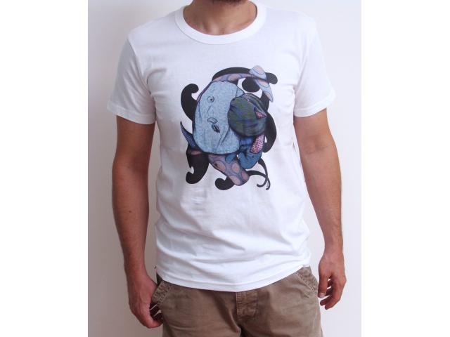T-shirt Uomo Serie Camuffi