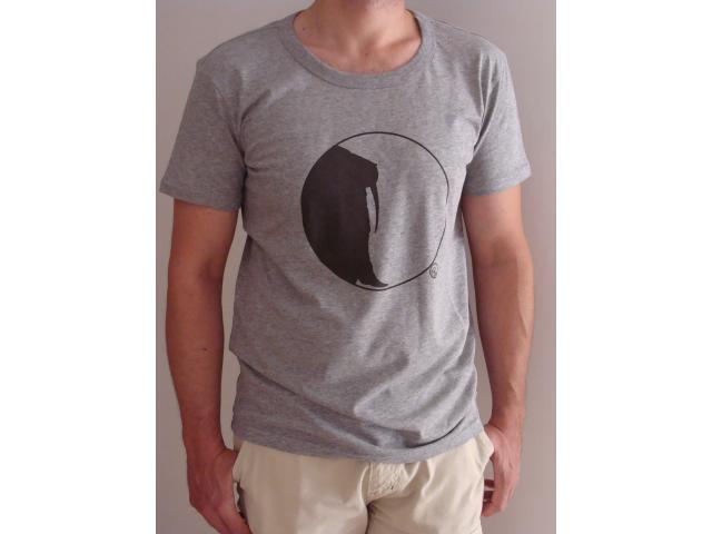 T-shirt Uomo Serie Oblò - tricheco
