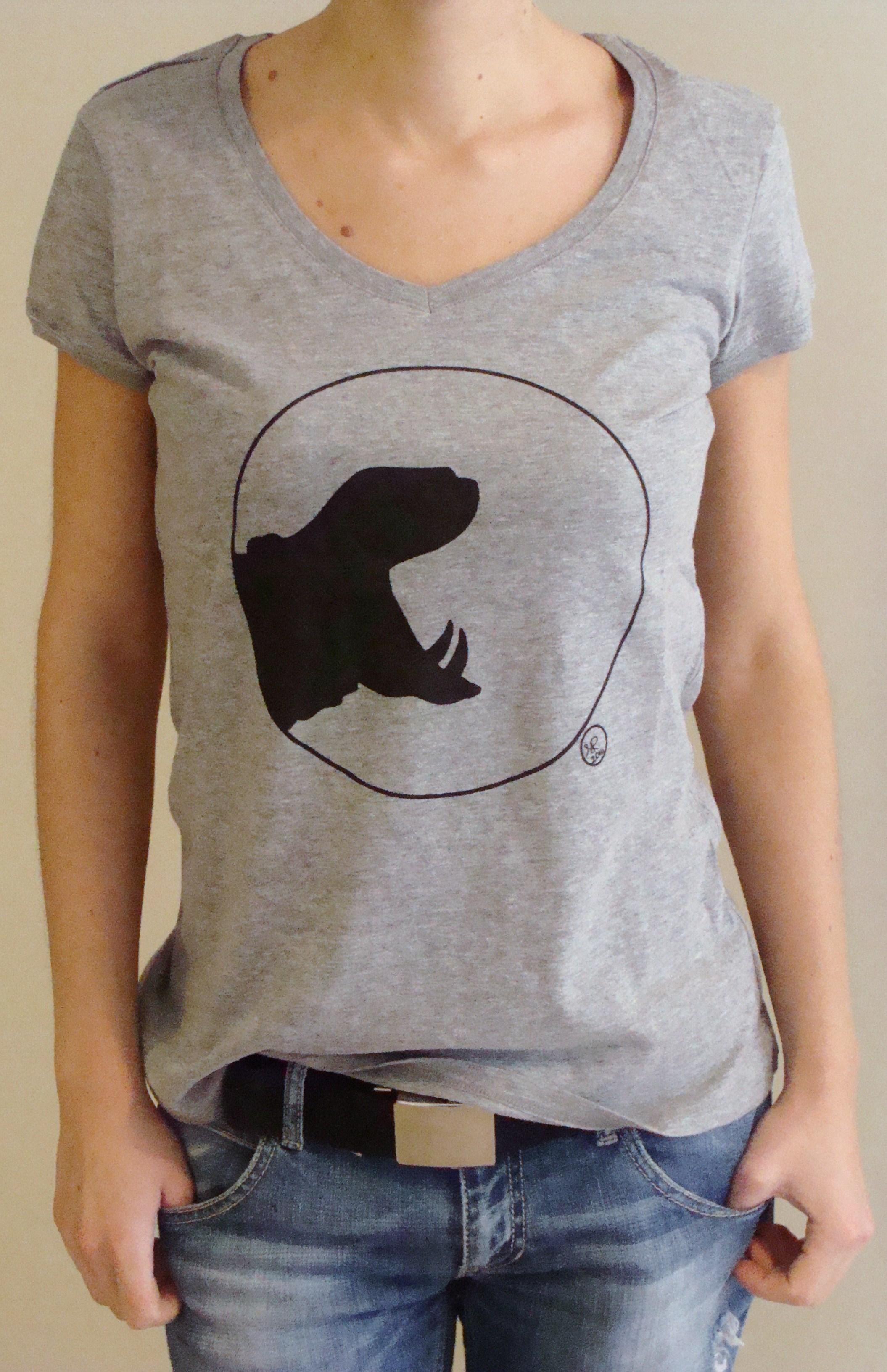 T-shirt Donna Serie Oblò